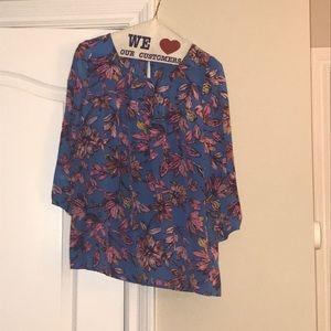Silk blouse /Top